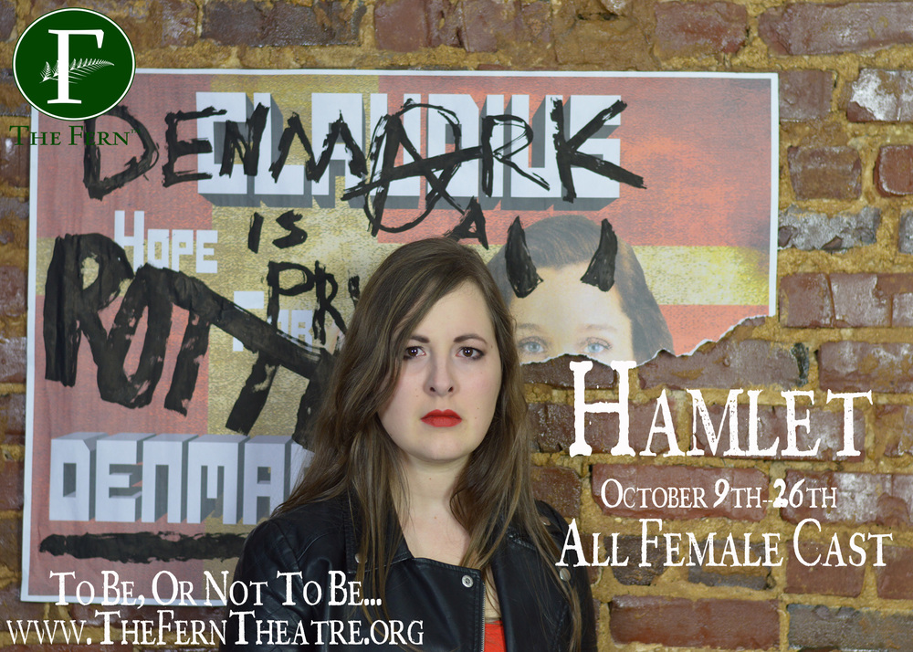 Hamlet up next at The Fernt