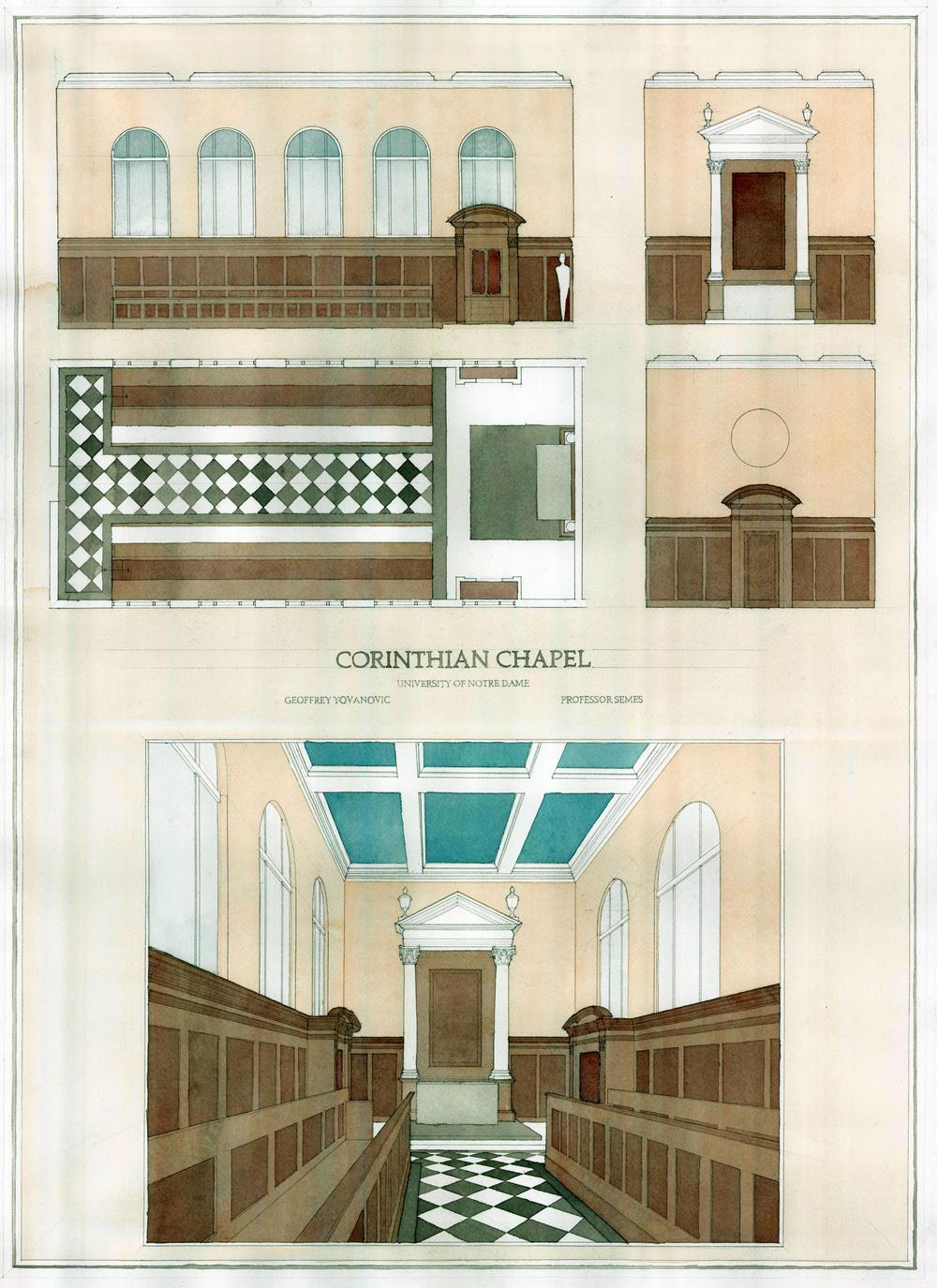 Corinthian Interior