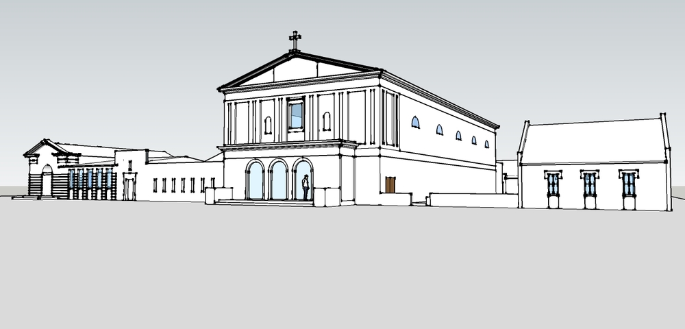 Parish Church and School in Florida