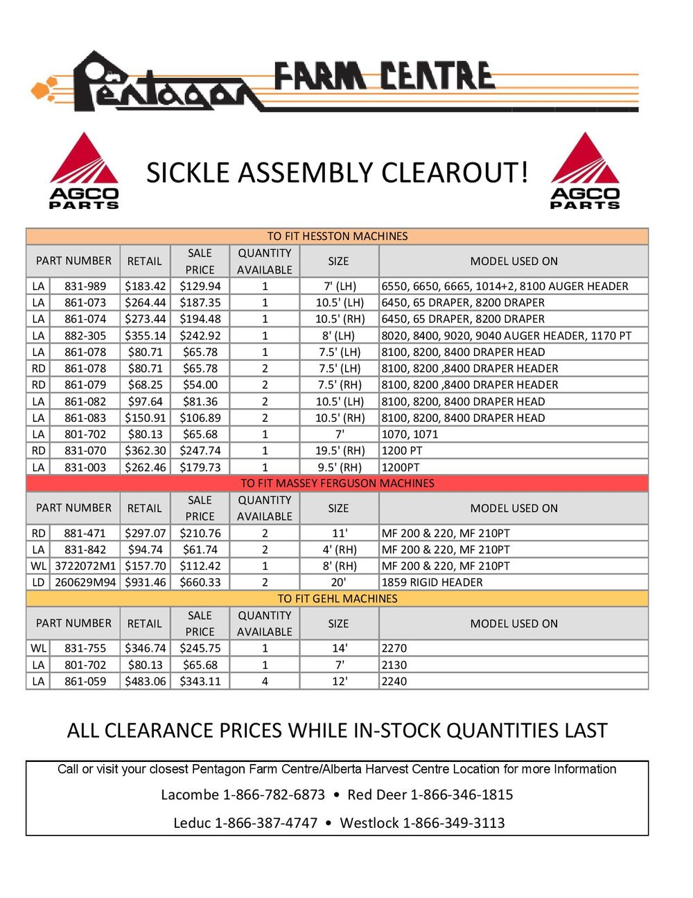 December 2017 Clearance Sickle Assemblies Page 1.jpg