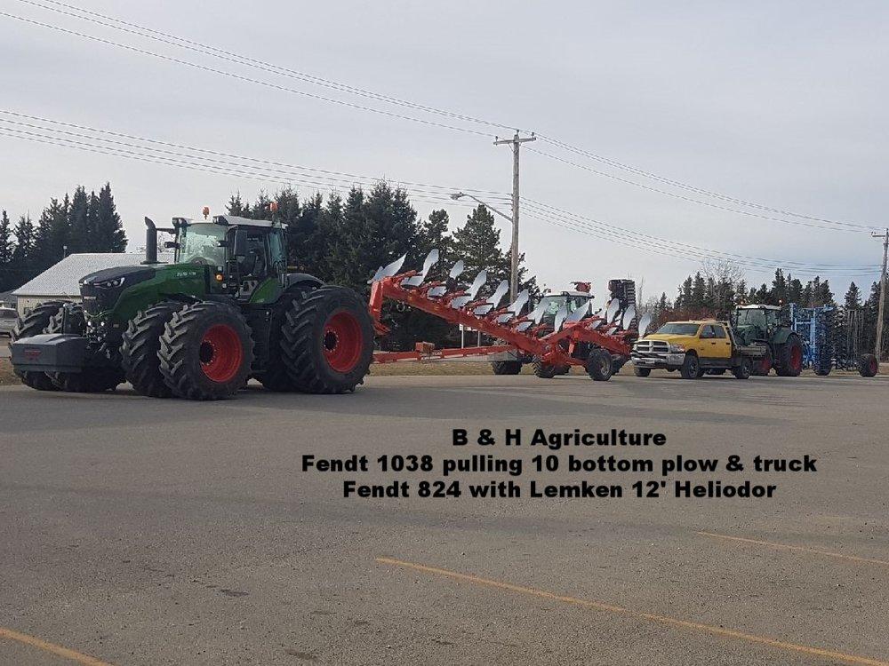 B & H AG - 1038 w plow w truck, 824 w 12' lemken.jpeg