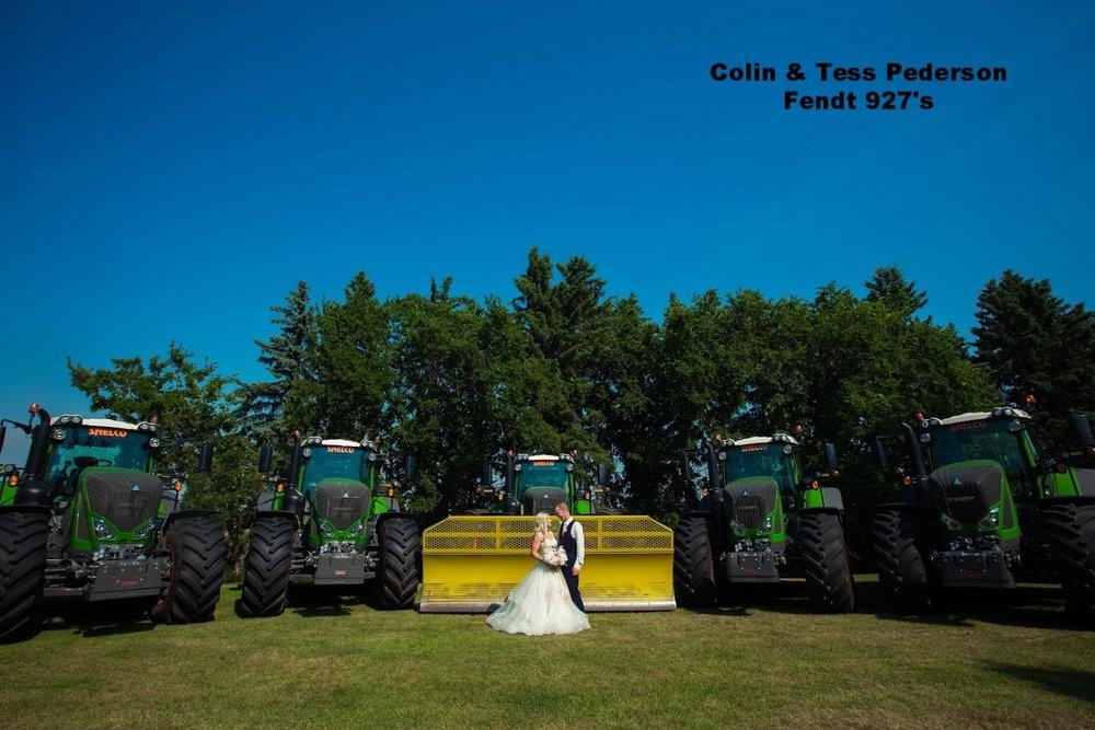 Colin&Tess Pederson w 5 Fendts.jpg