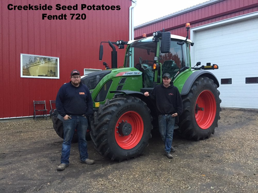 Creekside Seed Potatoes - Fendt 720.JPG