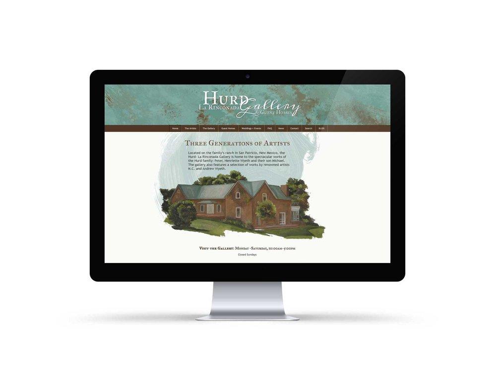 Old Website, 2013