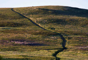 Nose Hill Park: a centuries-old place for ceremony, burials and writers' imaginations. (Photo: calgary.ca)