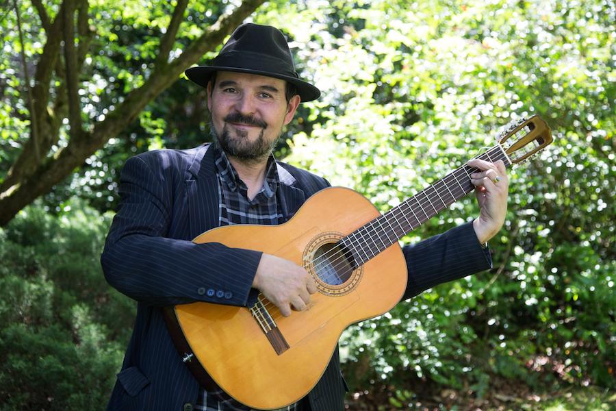 Energy and ecstasy: Guitarist Ricardo Garcia on the origins of flamenco