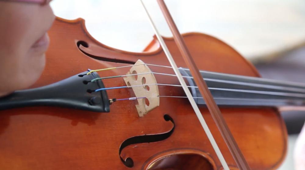 Joyful noise: Bringing music to the halls of Harborview Medical Center