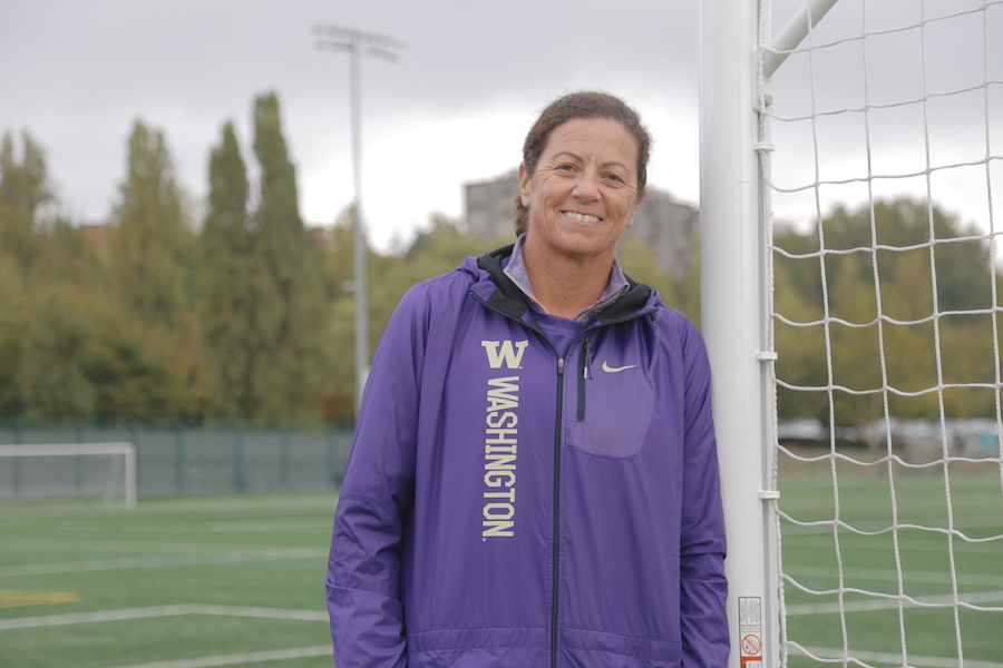 UW Women's Soccer head coach Lesle Gallimore reaches 250 wins