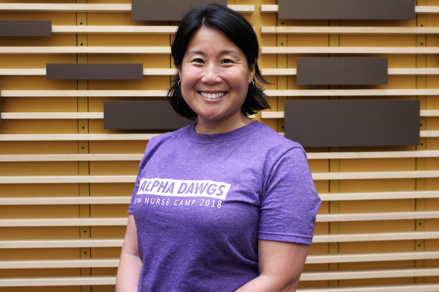 Carolyn Chow jumpstarts the next gen of nurses at UW Medicine