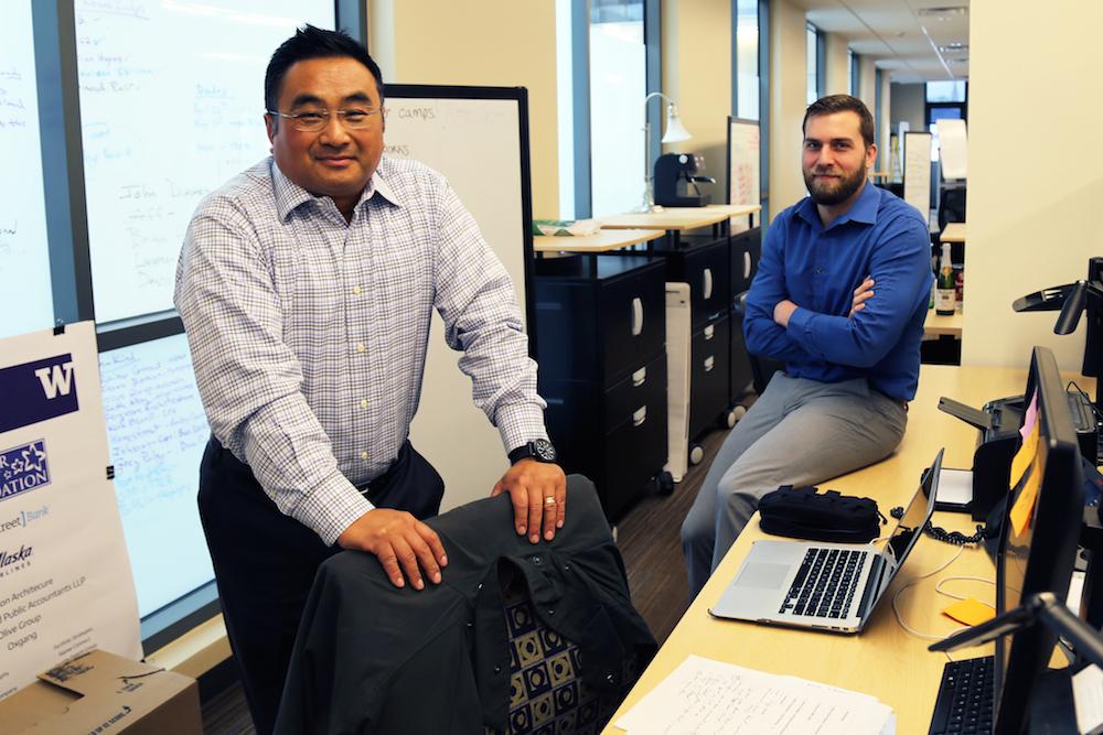 Thomas Kuljam helps veterans, businesses take flight at UW Tacoma