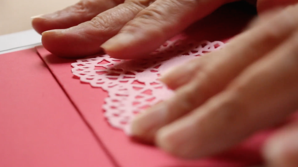 Handmade from the Heart - Handcrafting 650+ cards to deliver to patients at UW Medical Center on Valentine's Day