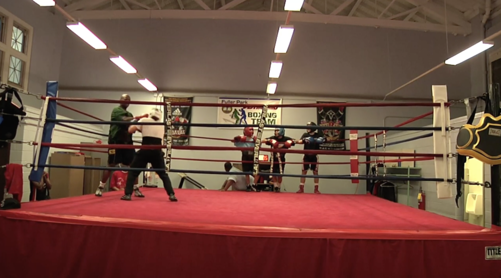Fuller Park Boxing - A short documentary about a youth boxing coach and his gym on Chicago's South Side