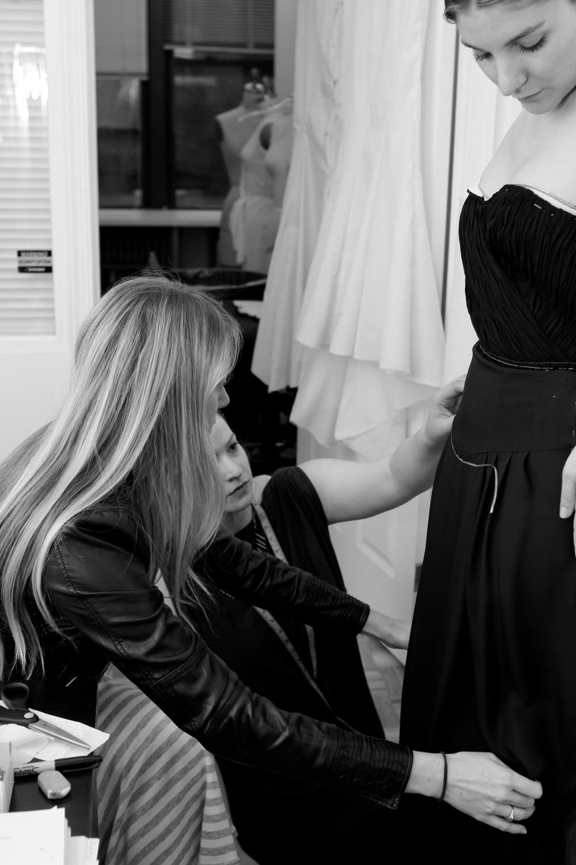 Winifred Bean, vintage-inspired wedding dresses, Angela Curanaj