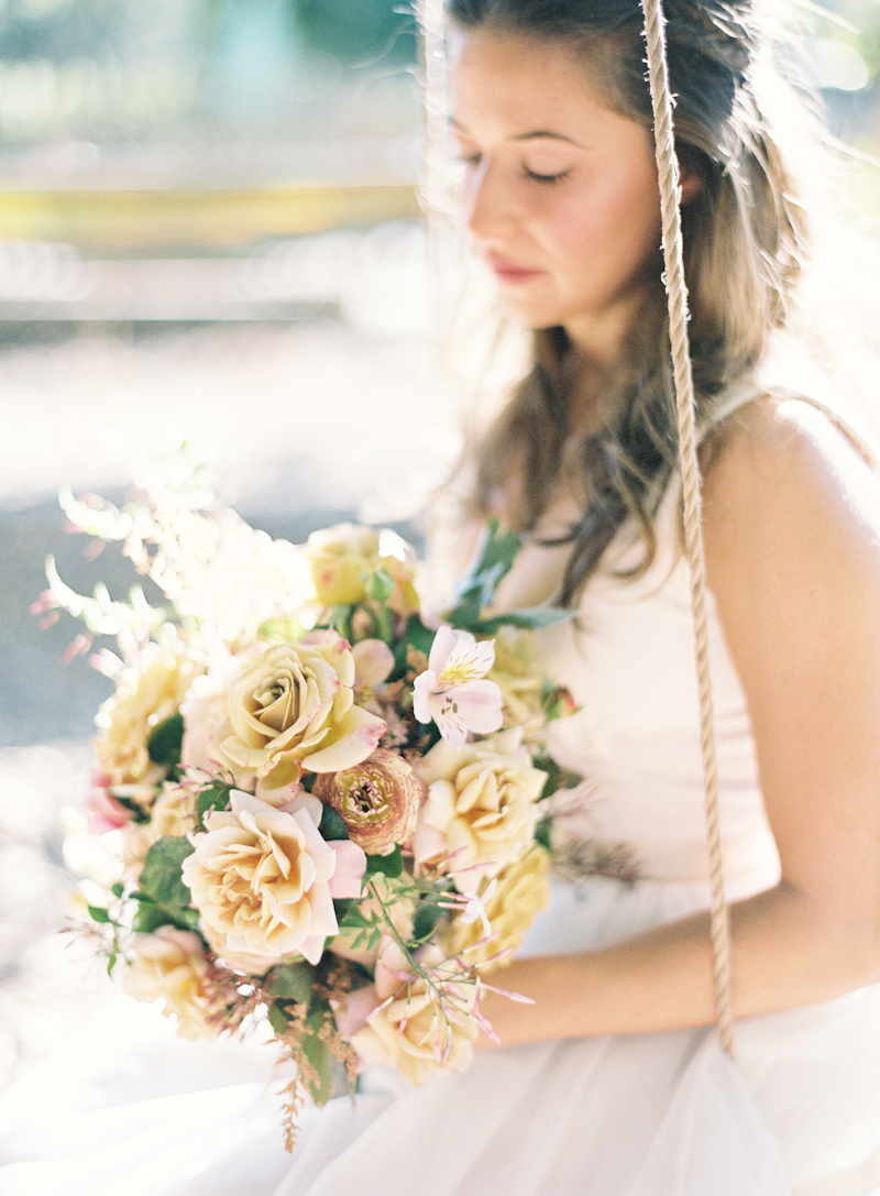Napa Valley wedding shoot by Jen Huang