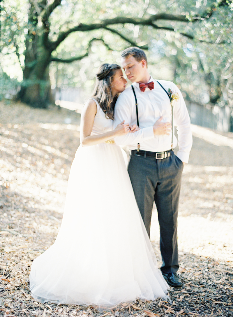 rustic outdoor Sonoma wedding
