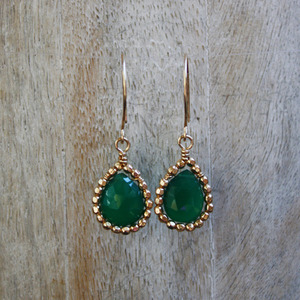 Green Onyx Erarring