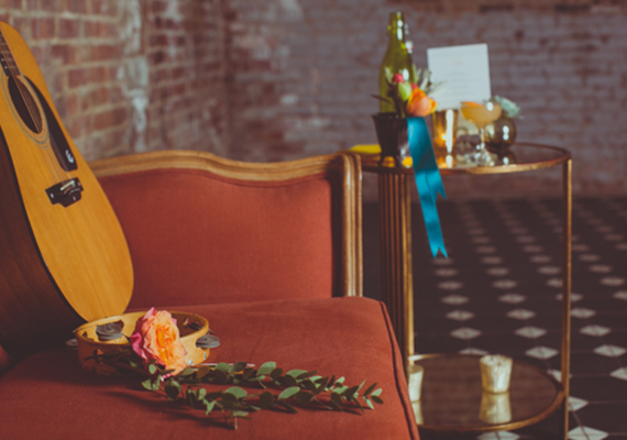 Wythe hotel wedding shoot
