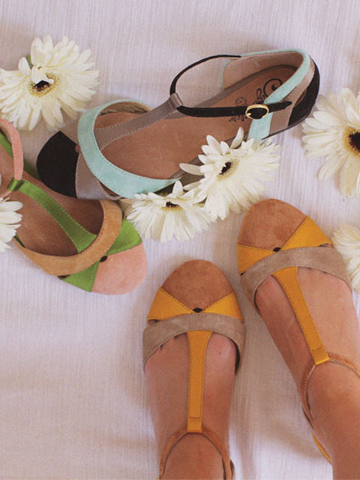 Seychelles sandals, summer wedding