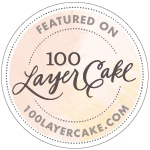 WB x 100 Layer Cake