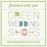 WB x Green Wedding Shoes