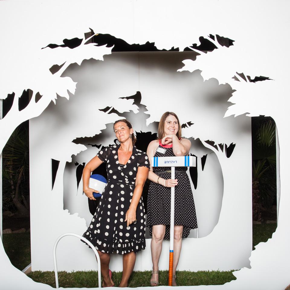 Urban Meets the Hamptons Photobooth