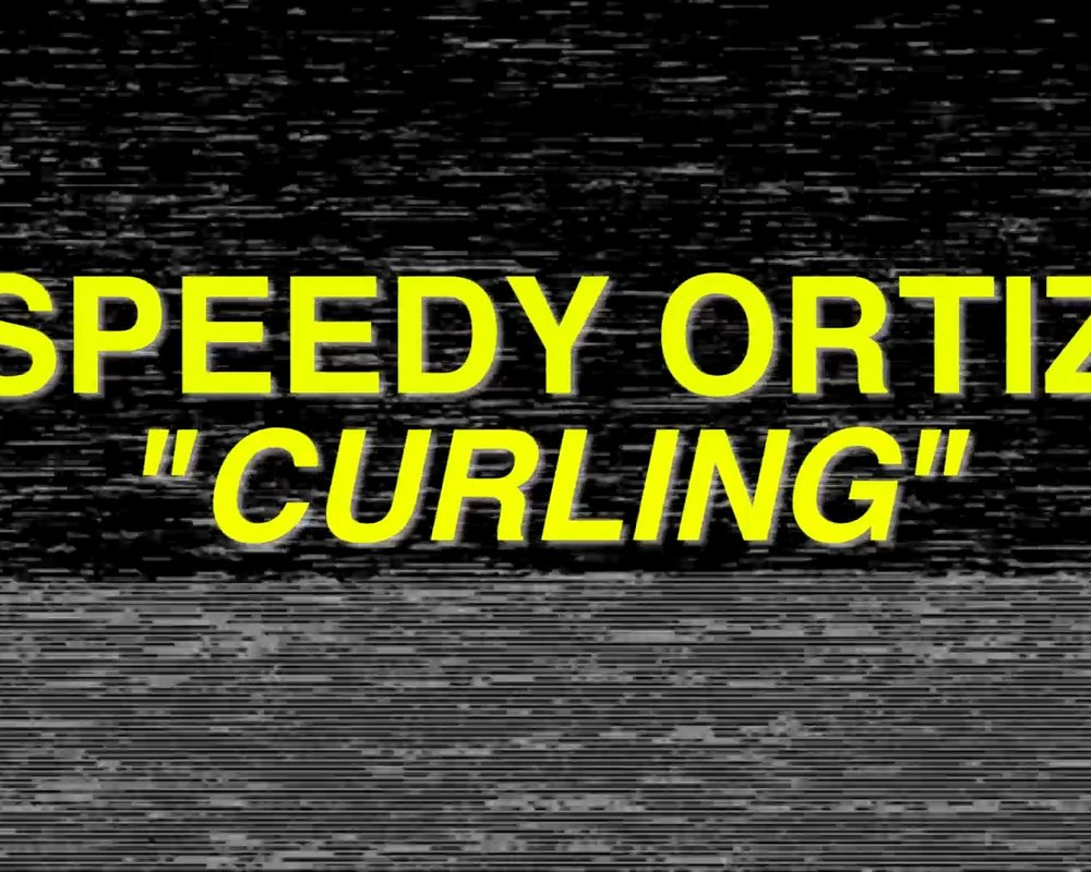 """Curling"" by Speedy Ortiz (Unofficial Video)"