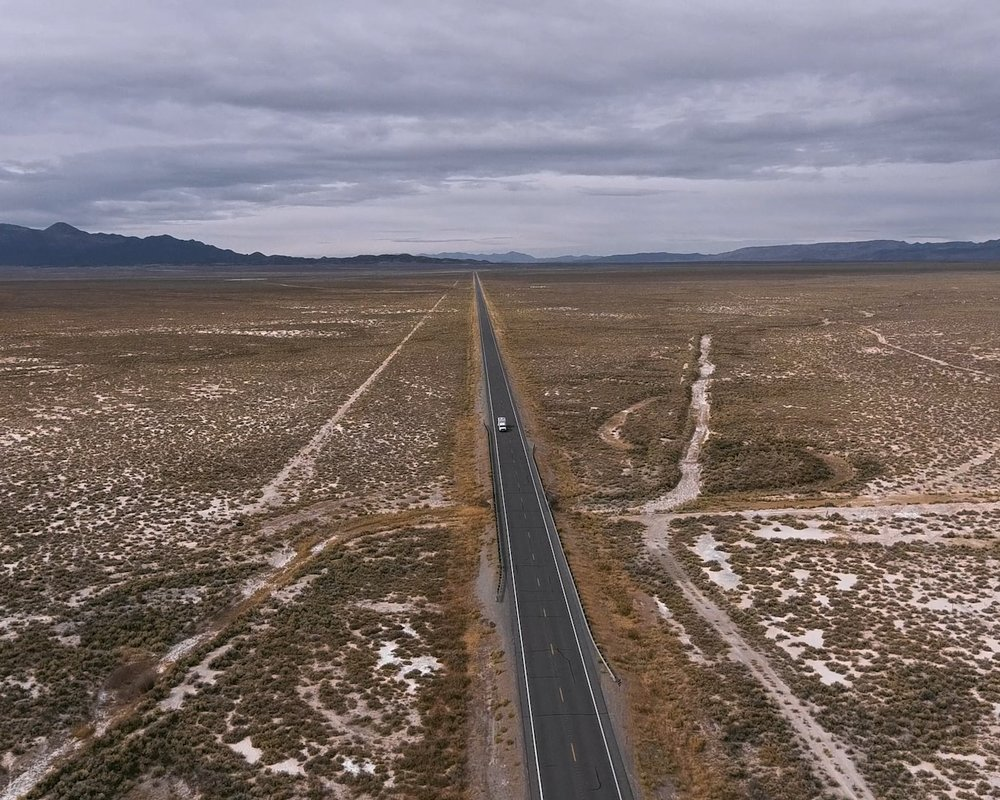 Portrait Of The Loneliest Road In America (Short Film)