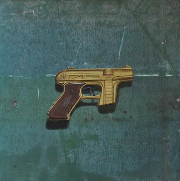 Disc Gun