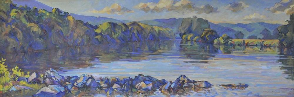 Spring Upriver II