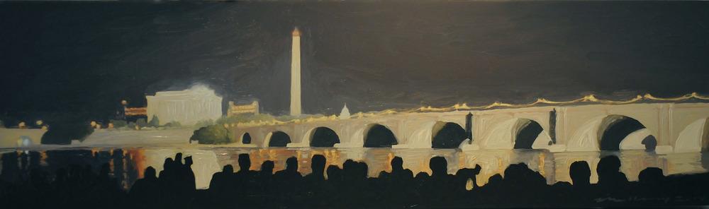 Memorial Night Bridge