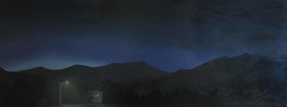 Blue Ridge Evening