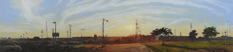 Sunset, The Boulevard