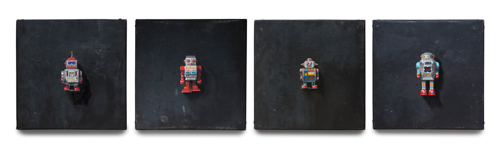 Robot Grid