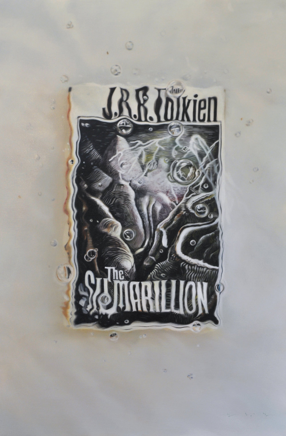 The Silmarillion Under Water
