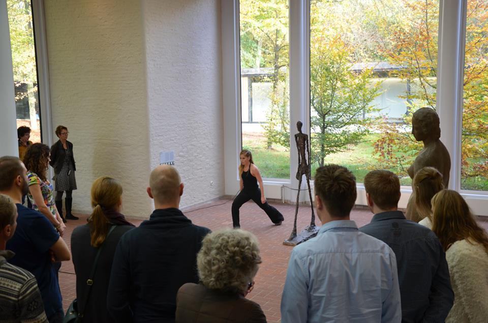 Danseres Patricia van Deutekom