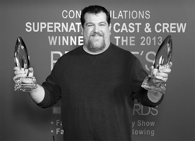 2013 People Choice awards. Best Sci-fi, Best Fanbase
