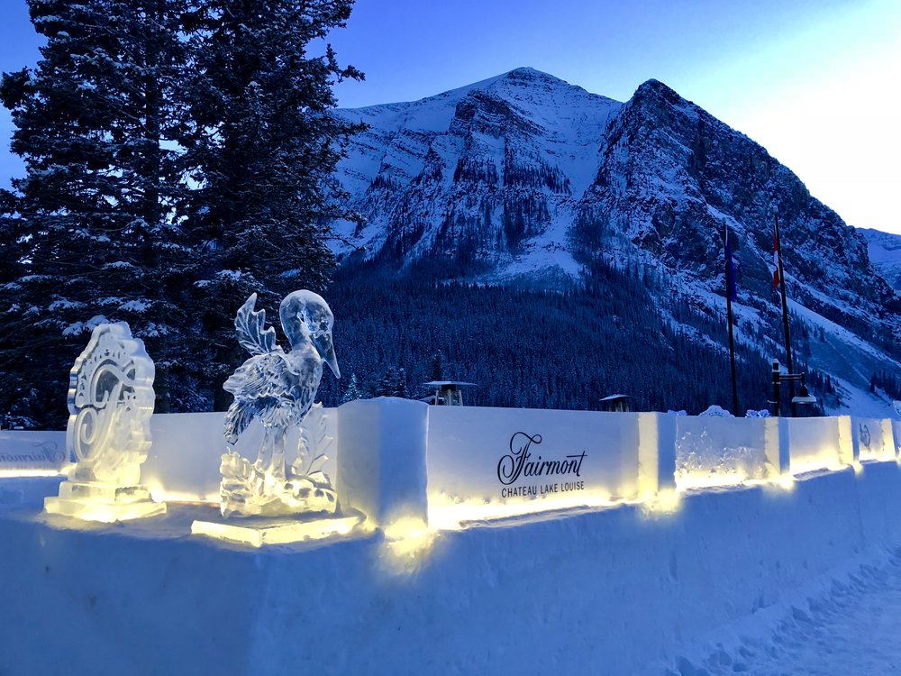 Lake Louise Chateau