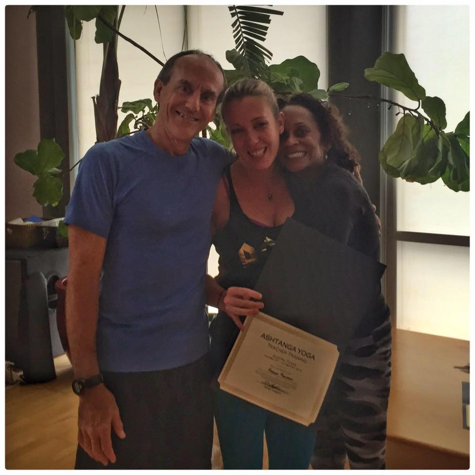 Primary Series Teacher Training with David Swenson and Shelley Washington, 2015