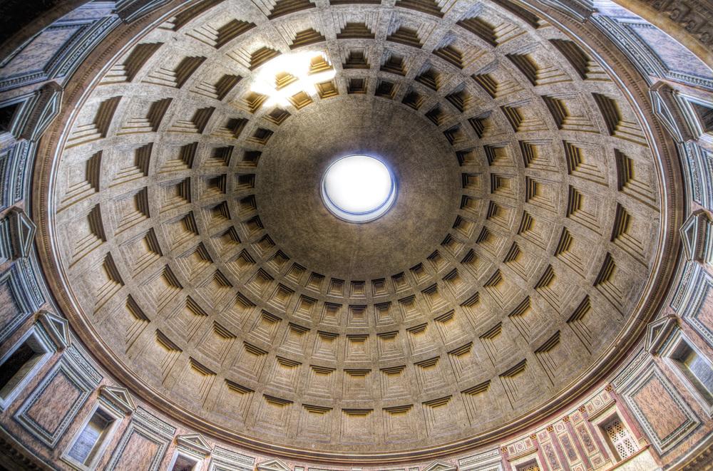 Pantheon Oculus, Rome