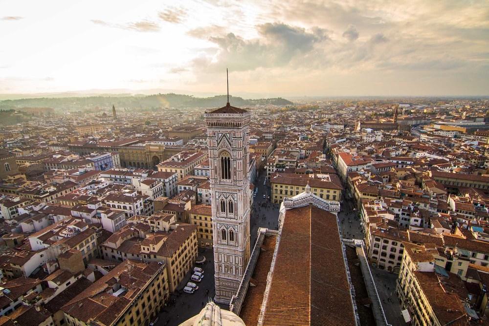 The Duomo, Santa Maria del Fiore Cathedral,Florence