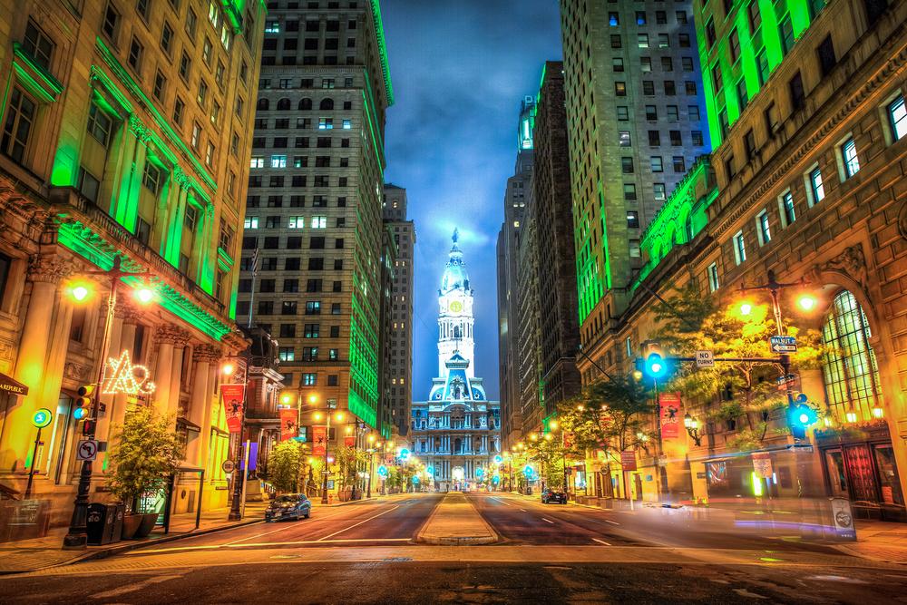 Broad Street, Philadelphia