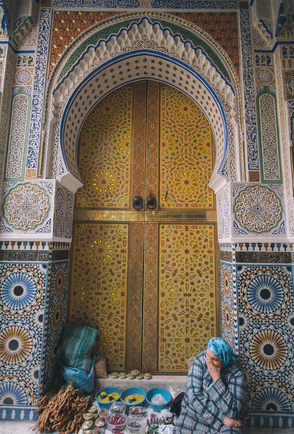 Mosque Retailer, Fes
