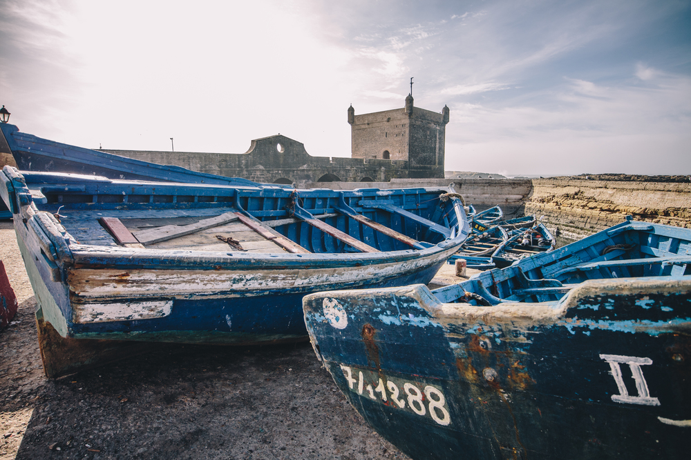 Fishing Village of Essaouira