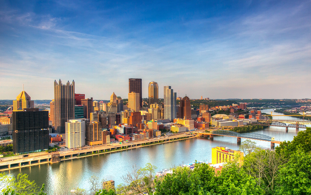 Monongahela River, Pittsburgh