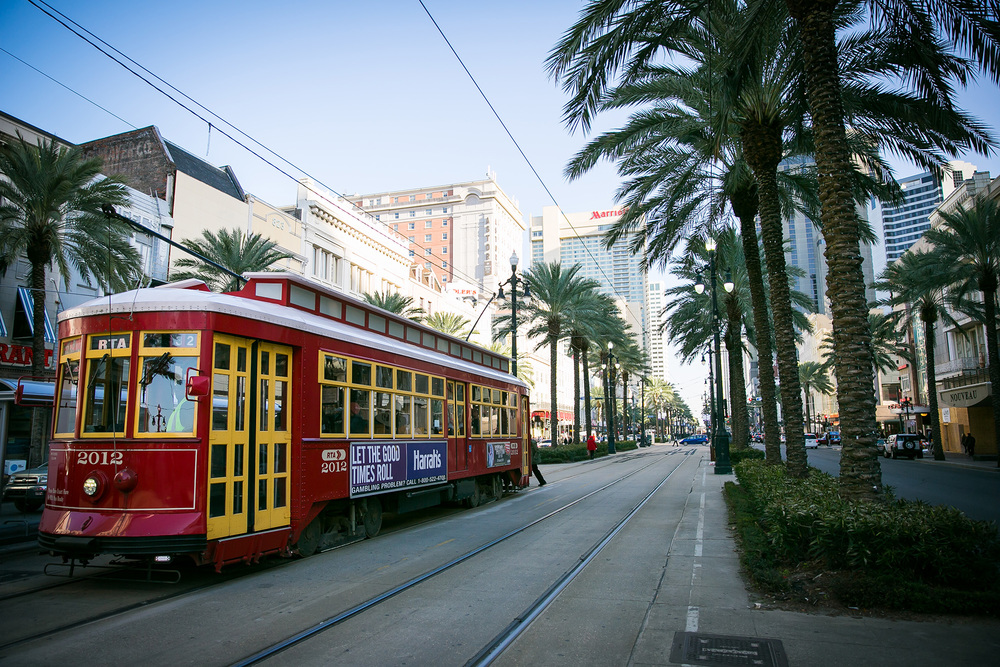 Trolley, New Orleans