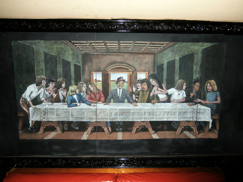 27 Club Last Supper