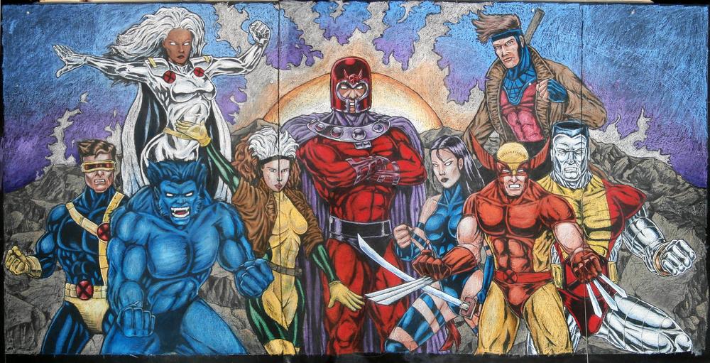 X-Men, bigger