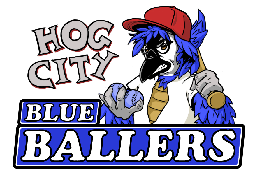 Hog City Blue Ballers