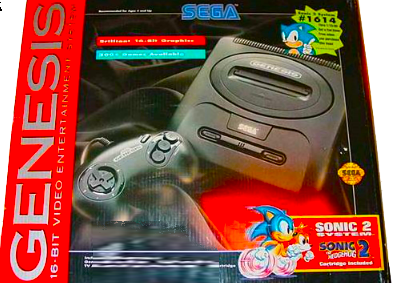 Sega Genesis image from old-computers.com