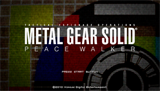Is Metal Gear Solid: Peace Walker the Best MGS Game?